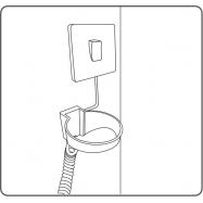 Tork Xpressnap® stolný zásobník na servítky, sivý