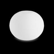 Rautový skladací stôl ZOWN Planet 180 - ø180 cm