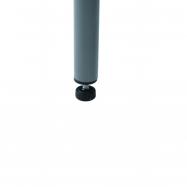 Predajný slnečník 3x2m modrý 10kg