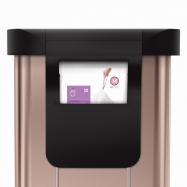 Tork Xpress® papierové uteráky 3150 ks, 21,2 x 25,5 cm, 21 bal., Multifold jemné biele