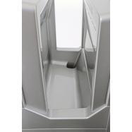 Zásobník na toaletný papier BLUE LINE JUMBO C7401s