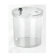 Skladací cateringový stôl Kompakt 120 - šedý