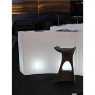 Rautový potah na stůl cateringový stůl ZOWN Buffet 180